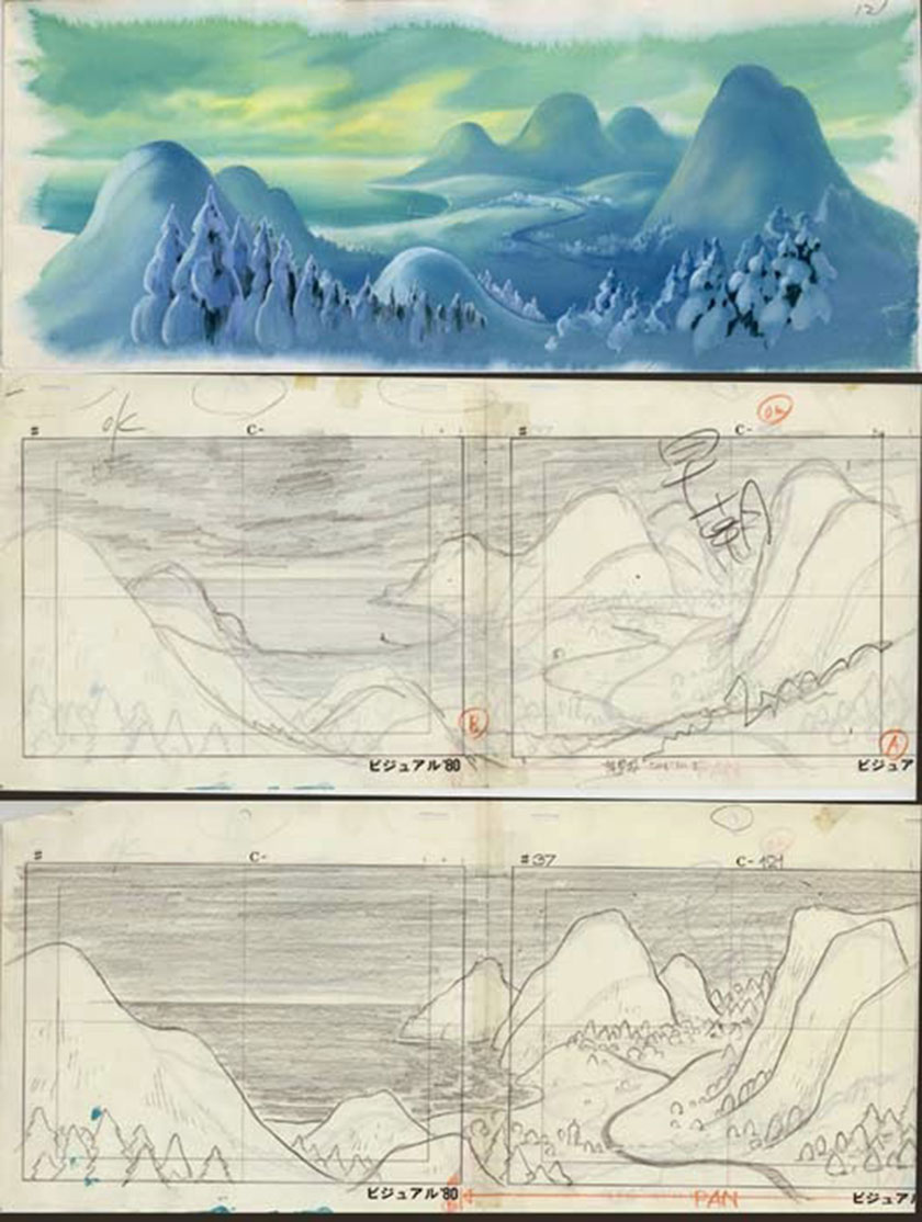 moominvalley_winter_sketches