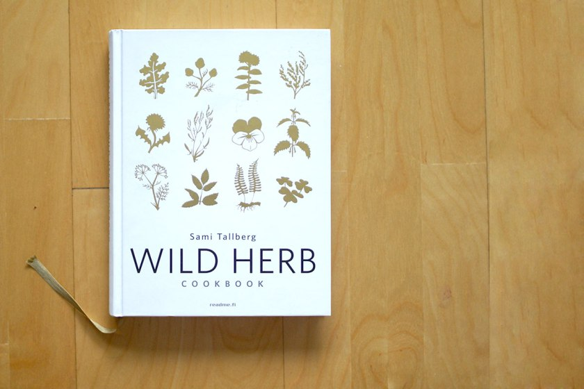 sami tallberg wild herb cookbook