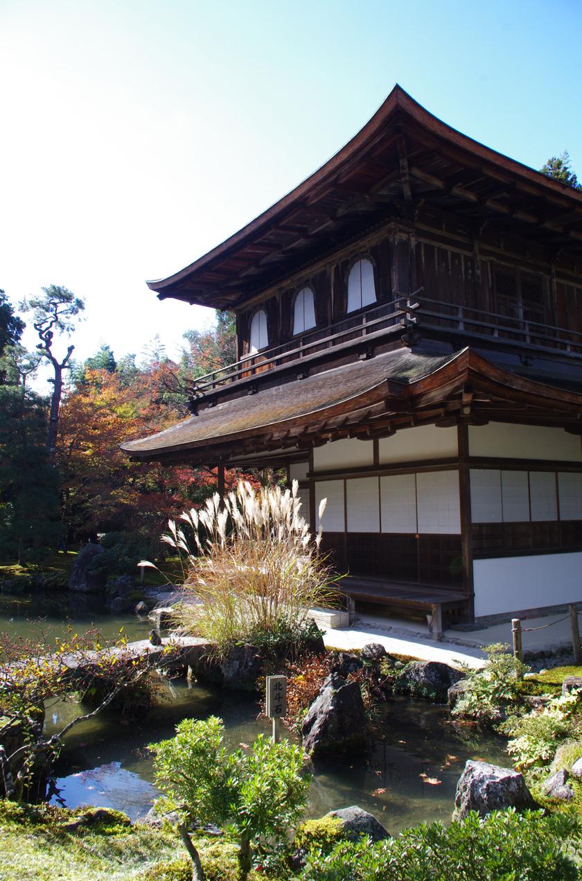 Ginkaku-ji Japan