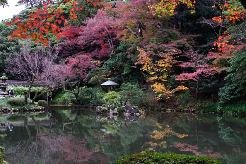 Kenroku-en Japan Kanazawa