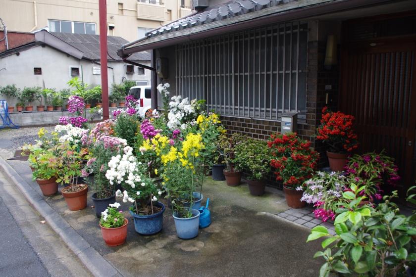 street garden Japan