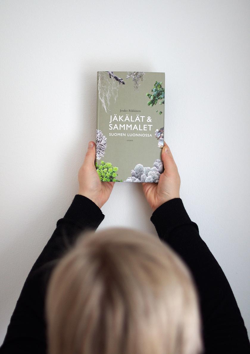 sammalet ja jäkälät moss lichen book